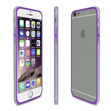 Handy Hülle für Apple iPhone Case Cover Schutzhülle Silikon Bumper TPU Tasche