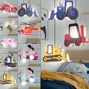 Pendel Leuchten Kinder Zimmer Jungen Design Decken Strahler Mädchen Hänge Lampen