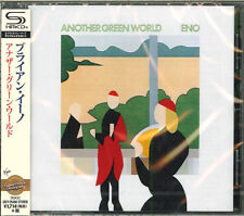 BRIAN ENO-ANOTHER GREEN WORLD-JAPAN SHM-CD D50