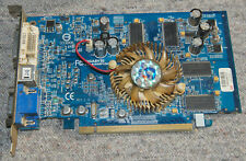 GIGABYTE GV-RX60P128D ATI Radeon X600 PRO 128MB DDR 128-bit PCIe VGA FULL WORK