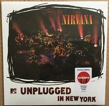 NIRVANA MTV UNPLUGGED IN NEW YORK Lp PURPLE VINYL