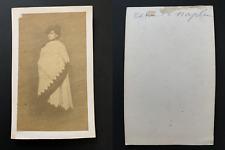 Tournier, Paris, Marie Sophie Amélie, duchesse en Bavière, reine de Naples Vinta