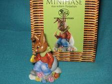Hutschenreuther Conejo mini en el huevo - Año de emisión 2004