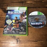 Dead Rising 2 (Microsoft Xbox 360, 2010)- No Manual