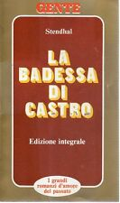 N55 La badessa di castro Stendhal Gente 1990