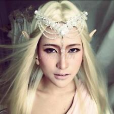 Elf Fairy Hobbit Vulcan Spock Alien Cosplay Halloween Costume Ear Tips