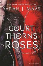A Court of Thorns and Roses, Sarah J. Maas