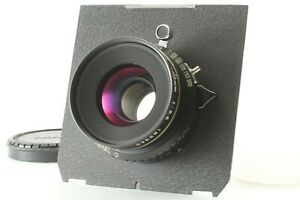 【 RARE S NEAR MINT++ 】 Nikon Nikkor AM ED 120mm F5.6 Copal 0 Shutter Japan #376