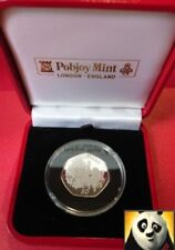 1999 Isle of Man 50p Fifty Pence Christmas Victorian Family Silver Proof Coin