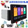 AUTORADIO GPS 2 DIN ANDROID 9.0 Wifi 3G Car Bluetooth USB Stereo + TELECAMERA HD