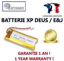 Officiel / Officielle Battery / Batterie XP DEUS E&J
