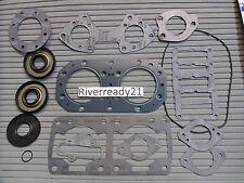 Kawasaki 650 Jet-Ski Gasket Kit-Set Motor Engine Complete 650-sx-x2-sc-ts NStock