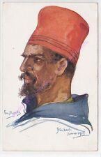 CP MILITARIA WW1 Illustrateur EMILE DUPUIS 1915 Steimbad ca1916