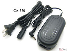 AC Adapter Supply For CA-570 Canon DC310 DC311 DC320 DC330 DC410 DC411 DC420