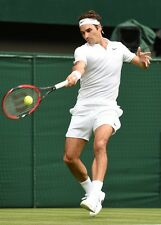 ROGER Federer Wimbledon 2016 Gladiator Premier Pantaloni corti da Nike-Adulto M
