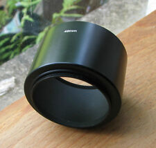 49mm Metal Telephoto lens hood  60 x 42.5