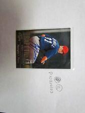 2011 Panini Playoff Kylin Turnbull Signed Baseball Card 2