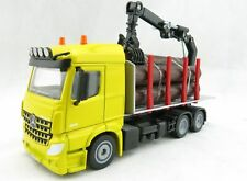 Siku 2714  Mercedes-Benz Acros Log Transporter Version 2019 Forestry Scale 1:50