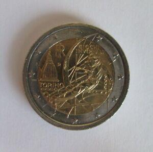 2 Euro commémorative ITALIE 2006