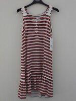 DKNY women's size XS striped summer dress