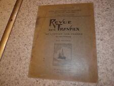 1931.Reproduction des huitres indigènes dans le Morbihan.P.Voisin (envoi)