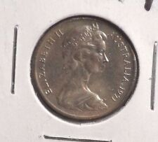 CIRCULATED 1971 5 CENT AUSTRALIAN COIN (62716)