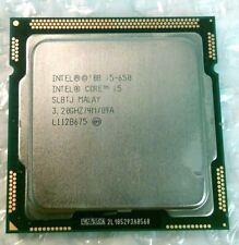 Intel SLBTJ Core i5-650 3.20GHz LGA1156 Dual-Core CPU Processor