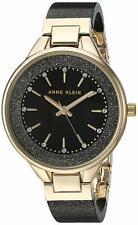 Anne Klein Resin Ladies Watch AK-1408BKLE