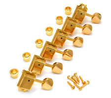 Gotoh Gold Staggered Post Vintage Tuners for Strat/Tele® Guitar TK-7880-002