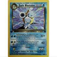 Dark Blastoise 20/82 1.Edition- Team Rocket Pokemon - Englisch Mint