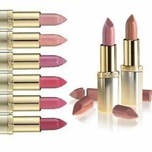 L'Oreal Color Riche Lipstick Choose your shade