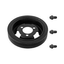 Fits Mini JCW Paceman R61 1.6 Febi Engine TVD Crankshaft Drive Belt Pulley Kit