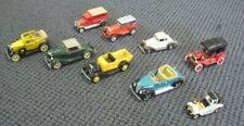 Lot of 9 Vintage Oldie Diecast Cars & Trucks ~ Fun Stuff!!!