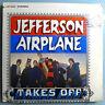 JEFFERSON AIRPLANE~TAKES OFF (FIRST ALBUM)~RARE SEALED '66 RCA STEREO PROMO LP
