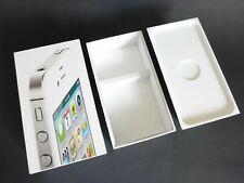 nur VERPACKUNG für iPhone 4S 64GB weiß *ohne iPhone* Box Schachtel Karton BLANKO