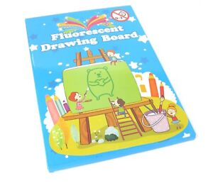 Fluorescent Drawing Board for Kids