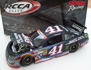 Kurt Busch 2014 Haas Automation American Salute #41 Chevy RCCA Elite 1/24 NASCAR