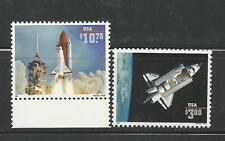 1995 Express & Priority Mail Stamps 2544 & 2544A MNH