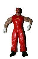 WWE Rey Mysterio Red (2003) Wrestling Action Figure Jakks Pacific WWF