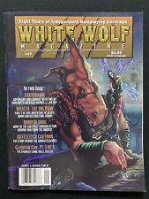 White Wolf Magazine Issue #47
