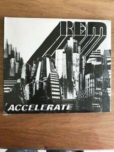Accelerate (DigiPak) - R.E.M. - CD - NEUF