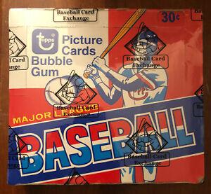 RARE 1979 Topps Cello Baseball BBCE Sealed  Box OZZIE SMITH RC ROOKIE