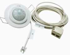 Knightsbridge Mains PIR Movement Sensor Light Ceiling Mounted Security Occupancy