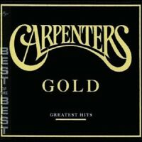 """CARPENTERS """"GOLD-GREATEST HITS"""" CD NEW"""