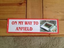 LIVERPOOL CAR VAN LORRY STICKER