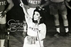 Annette Funicello Personal Property 1981 Performance PHOTO Beach Blanket Babylon