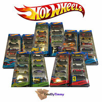 Hot Wheels [HW] 5 Pack Cars New in Box 2014 Series Combine Items and Save !