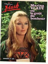 NOUS DEUX FLASH MARINA VLADY + ROMAN PHOTO LE PIEGE DE LA PITIE 1979