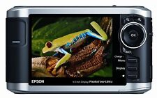 Epson P-3000 40GB Multimedia Storage Drive, Viewer, and Audio-Video Player w/ 4-