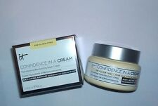 IT Cosmetics Confidence in a Cream Moisturizer - Full Size 2 oz - New in Box